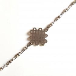 Armband Endlosknoten für...